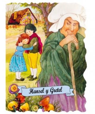 Libro infantil, ``Hansel y Gretel - 50502920