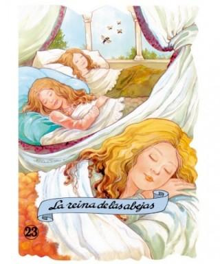 Libro infantil, ``La reina de las abejas - 50502923