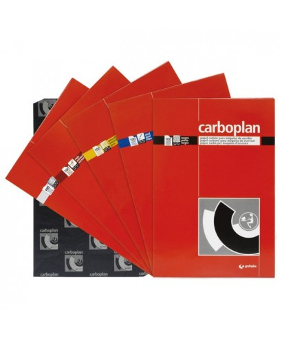 Papel carbón amarillo- GRAFOPLAS - 82062160