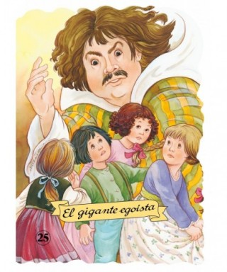 Libro infantil, ``El gigante egoista - 50502925