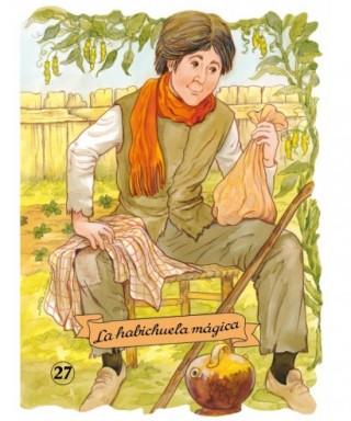 Libro infantil, ``La habichuela mágica - 50502927