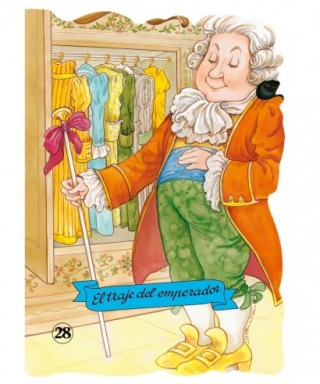 Libro infantil, ``El traje del emperador - 50502928