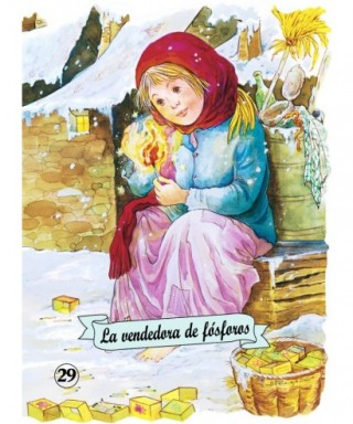 Libro infantil, ``La vendedora de fosforos - 50502929