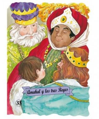 Libro infantil, ``Amahal y los tres reyes - 50502933