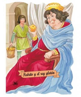 Libro infantil, ``Pedrito y el rey glotón - 50502936