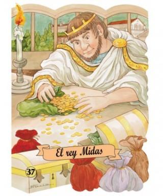 Libro infantil, ``El rey midas - 50502937
