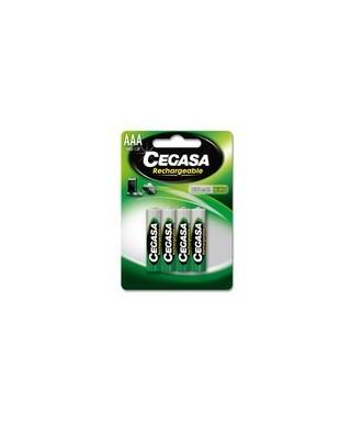 Pilas recargable Lr-03 AAA- CEGASA - 104373