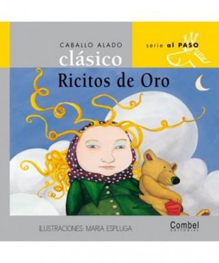 Libro infantil ``Ricitos de oro - 50251204