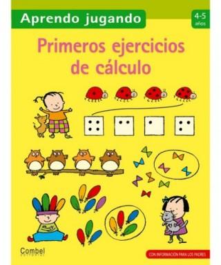 Libro infantil,`` Primeros ejercicios de cálculo de 4 a 5 años - 50