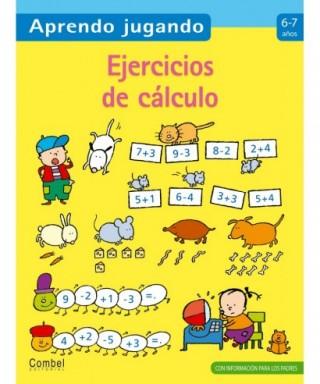 Libro infantil,`` Ejercicios de cálculo de 6 a 7 años - 50657802
