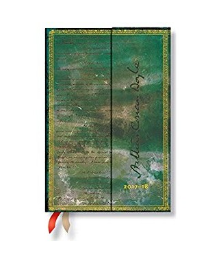 Agenda Personal Conan Doyle, Sherlock Holmes - PAPERBLANKS - DS3708-8