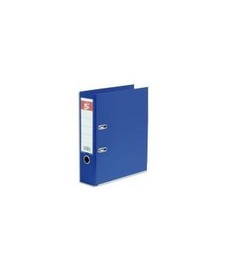 Archivador A-4 lomo ancho azul- ADVEO - 581262