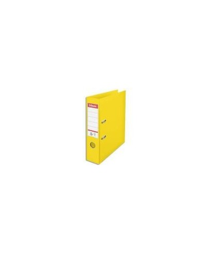 Archivador A4 lomo ancho amarillo- ADVEO - 794990