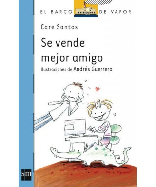 Libro infantil, ``Se vende mejor amigo - 156183