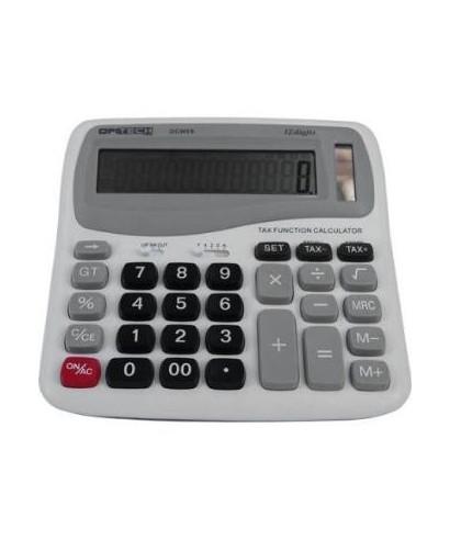 Calculadora 12 dígitos blanca- TELENET - OCM58-W