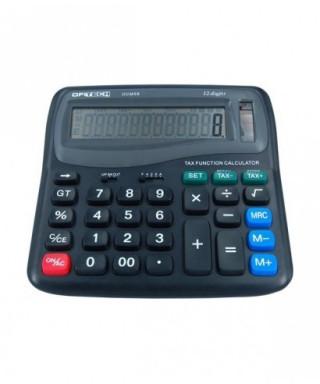 Calculadora 12 dígitos negra- TELENET - OCM58-BK