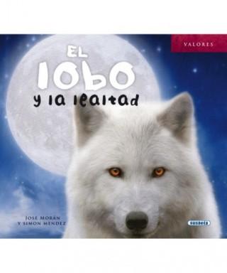 Libro infantil ``El lobo y la lealtad - S0134014