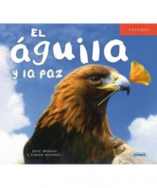 Libro infantil ``El aguila y la paz - S0134015