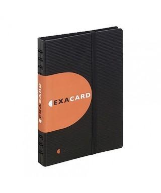 Block porta tarjetas de visita 120 tarjetas- EXACOMPTA - 75034E