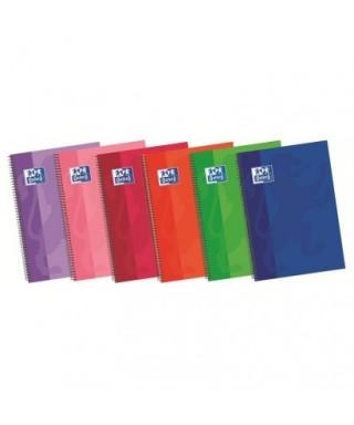 Cuaderno 48 hojas cuadriculada 100x150 - OXFORD - 400088330
