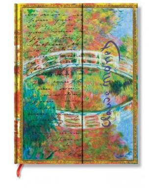 Diario Ultra  Monet (El puente), CartaaMorisot PAPERBLANKS - PB1940
