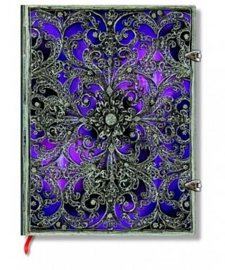 Diario Ultra Púrpura - PAPERBLANKS - PB2893-2