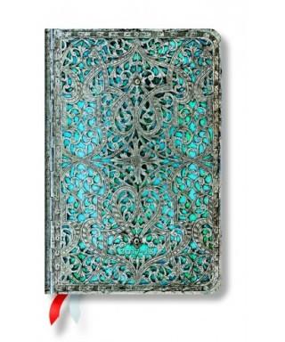 Agenda Personal Mini Azul Maya - PAPERBLANKS - DS3711-8