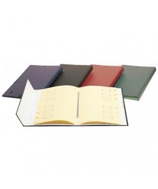 Carpeta clasificadora 12 separadores colores surtidos- 1311