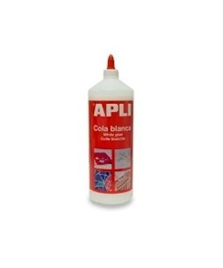 Botella cola blanca- APLI - 12851