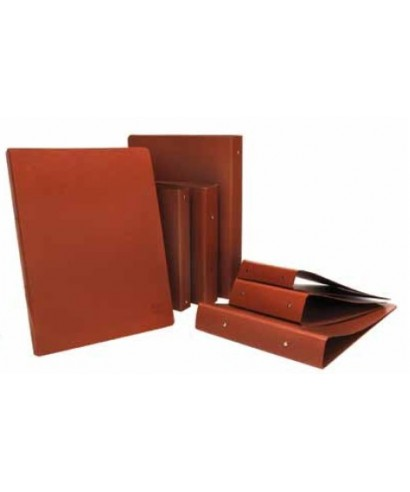 Carpeta cartón folio natural 2 A 40. - 0182N