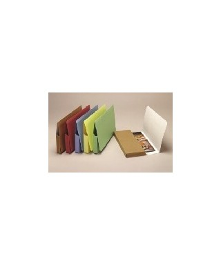 Subcarpetas Pocket verde folio- 400040685