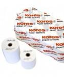 Rollo de papel térmico 57x45x12. Paquete de 10 unidades. GRAFOPLAS - ref. 66654300