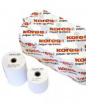 Rollo de papel térmico 80x80x12. Paquete de 8 unidades. GRAFOPLAS - ref. 66658800
