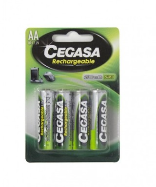 Pilas recargables AAA Hr-03 CEGASA - 104370