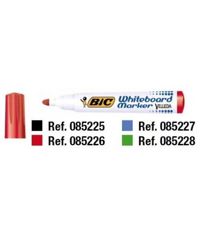 Marcador pizarra velleda 1701 rojo- BIC - 904939