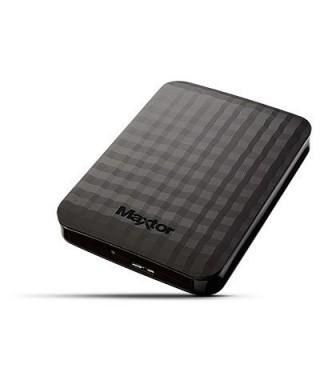 Disco duro Externo  - Maxtor 2,5 1 TB M3 Negro - HD2289605
