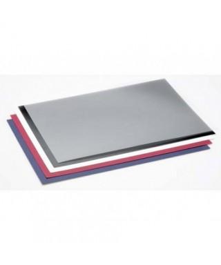 Tapas plásticas A-4 0,7 transparente- YOSAN - 0510PDTR8DQ
