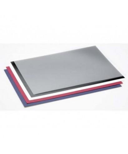Tapas plásticas A-4 0,45/0,5 negro- YOSAN - 0510PDNEDDQ