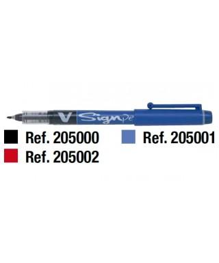 Bolígrafo tinta líquida Signpen azul- PILOT -