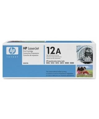 Tóner negro 2612A- HP - Q2612A