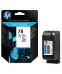 Cartucho tinta tricolor HP C6578DE Nº78- HP - C6578DE