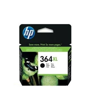 Cartucho tinta alta capacidad negro HP CN684EE Nº364XL- HP - CN684EE