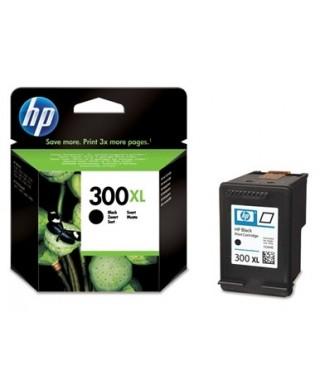 Cartucho tinta negro alta capacidad HP CC641EE Nº 300Xl – HP - CC641E