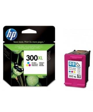 Cartucho tinta tricolor alta capacidad HP CC644EE Nº 300Xl –HP - CC64