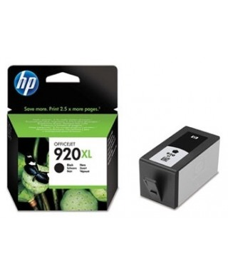 Cartucho tinta alta capacidad negro HP CD975AE Nº 920 XL- HP - CD975A