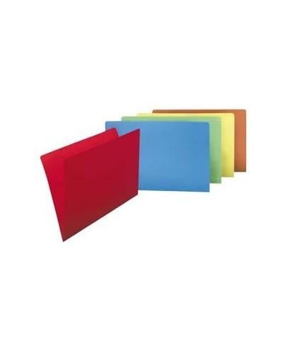 Subcarpeta folio colores surtidos, paquete de 50 GRAFOPLAS 400040681