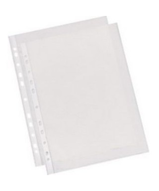 Fundas multitaladro folio 100uds- - 6822/400005365