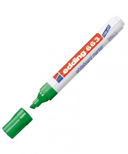 Rotulador pizarra blanca verde- EDDING - 663-004