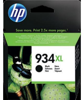 Cartucho  tinta alta capacidad negro 934xl- HP - C2P23AE