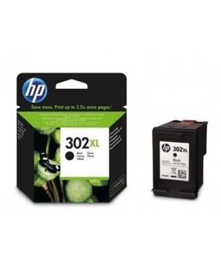 Cartucho tinta negro 302xl- HP - F6U68AE
